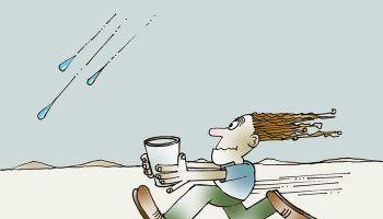 Água! Se não reflorestar vai faltar.